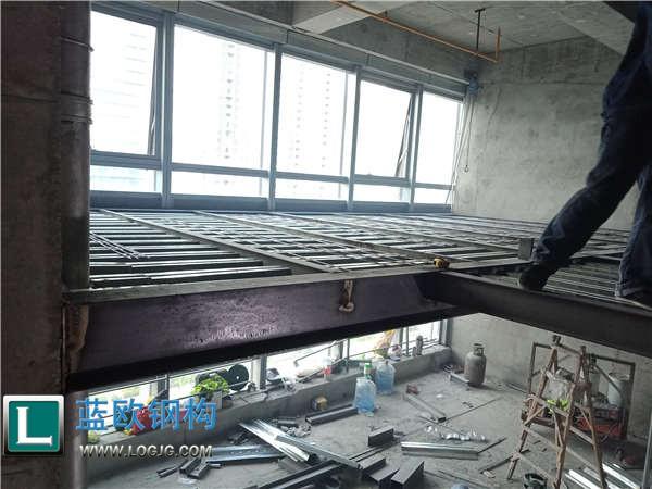 钢结构夹层价格