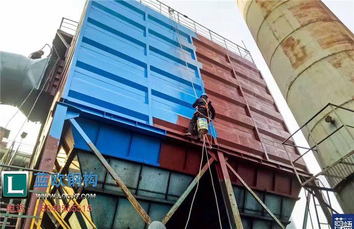 钢结构防腐刷漆