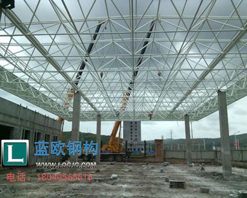 武汉钢结构网架公司