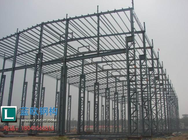 武汉钢结构厂房