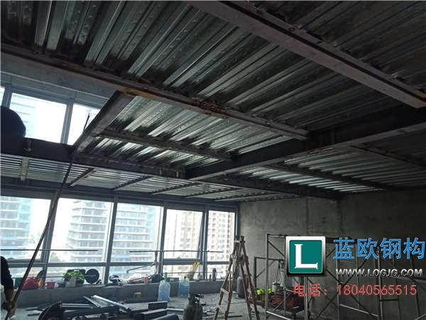 武汉钢结构夹层