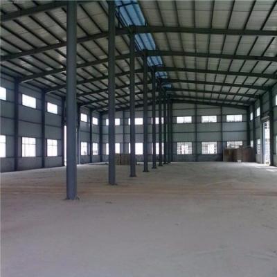 钢结构工业厂房