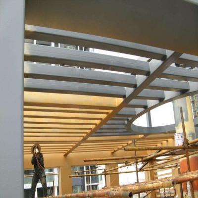 钢结构厂房除锈防腐