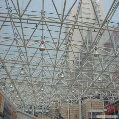 武汉不锈钢网架