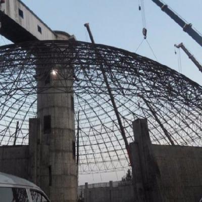 钢结构网架施工
