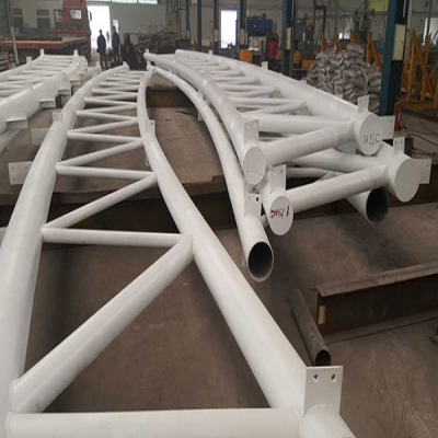 管桁架加工安装