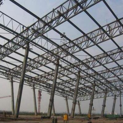 武汉管桁架工程制作安装