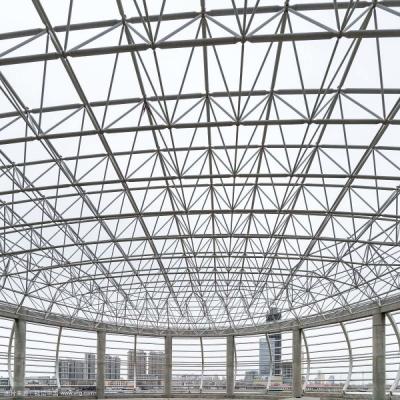 大跨度网架屋面工程