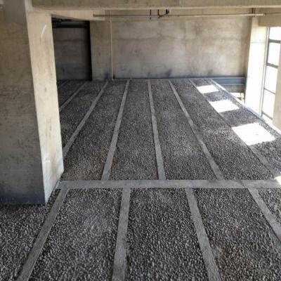武汉钢结构阁楼+陶粒混凝土