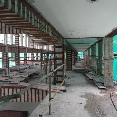 武汉混凝土砼结构加固应遵从哪些基本原则?