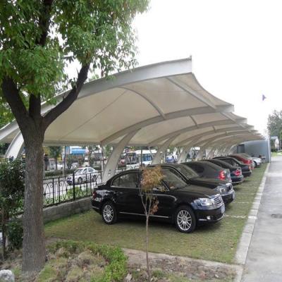 武汉膜结构停车棚