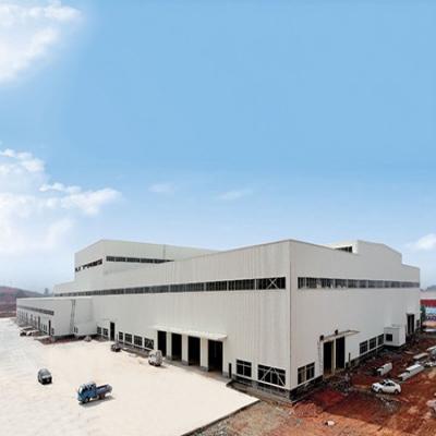 钢结构厂房加工、安装