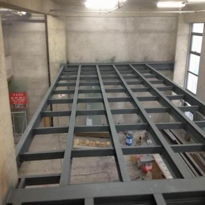 办公室钢结构夹层的做法