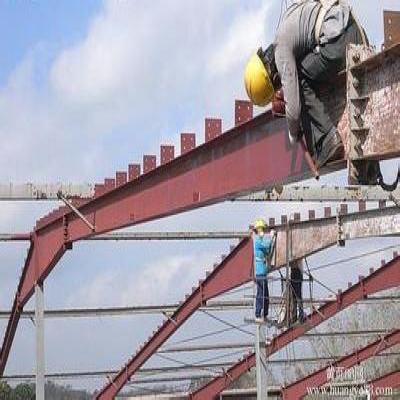 钢结构损坏的原因及加固技术措施