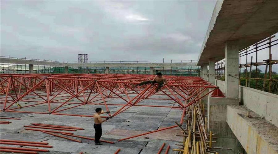 钢网架工程